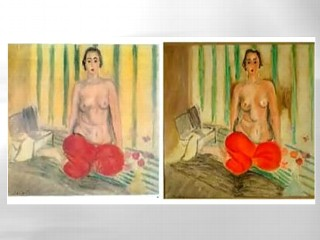 Stolen Matisse Back After 10 Years