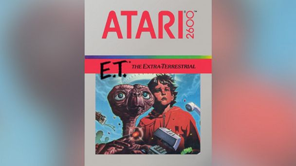 ht atari et game 2 sr 140411 16x9 608 Buried 80s Atari E.T. Games to be Unearthed