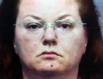 PHOTO: Audrey Deen Miller, 42, was charged with aggravated assault with a deadly weapon af