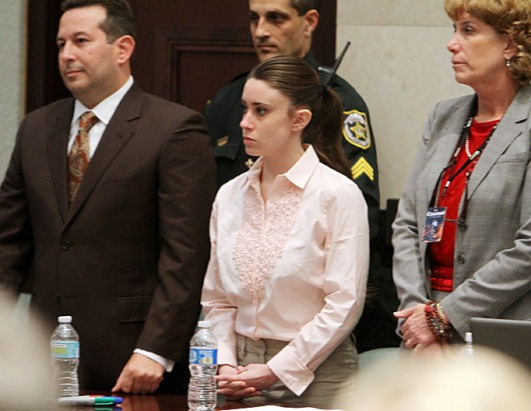 Casey Anthony Trial Verdict