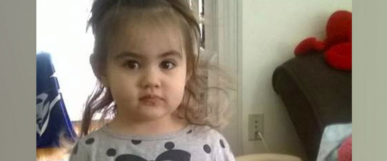 "PHOTO: A two-year-old girl named ""Bella"" from Dorchester, Mass. who was found dead is pictured in undated photo released by the Suffolk County District Attorney."