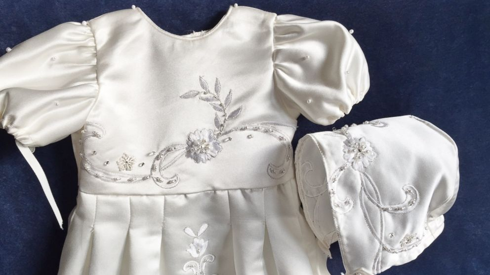 Group Creates Beautiful Burial Gowns For Babies From