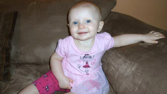 PHOTO: Ten-month-old Lisa Irwin has been missing since Oct. 4, 2011.