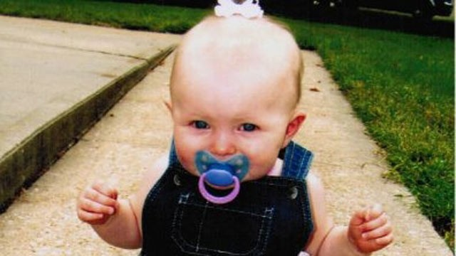 PHOTO: In this photo, provided by the Lisa Irwin: Kidnapped from Kansas City, Missouri Facebook page, 10-month-old Lisa Irwin disappeared from her bed Oct. 3, 2011.