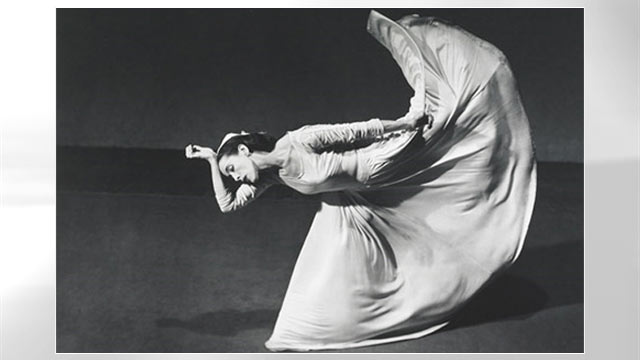 PHOTO: Martha Graham, Letter to the World, 1940.