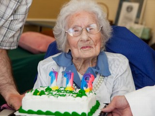 World's Oldest Person Turns 116 in Ga.
