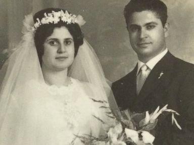 PHOTO: Peter and Grace Bilello were married for 50 years.