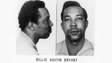 PHOTO: In 1969 Billy Austin Bryant was apprehended only 2 hour after being placed on the Most Wanted List.