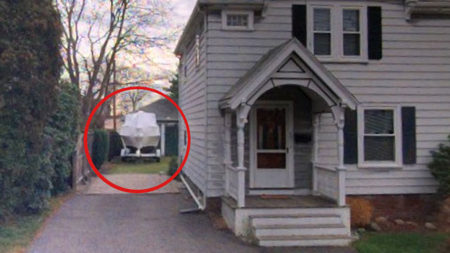 Watertown Hero Homeowner Points Police to Bomb Suspect