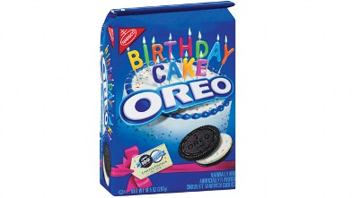 PHOTO: Kraft Foods introduced this limited edition cookie for its 100th birthday.