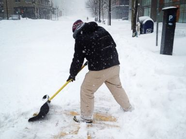 Who Shoveled the Boston Marathon Finish Line?