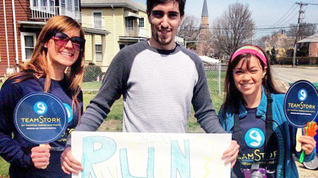 PHOTO: Seen here is an image posted on OneFundBoston.com for Jim Bauman, a boston marathon victim.