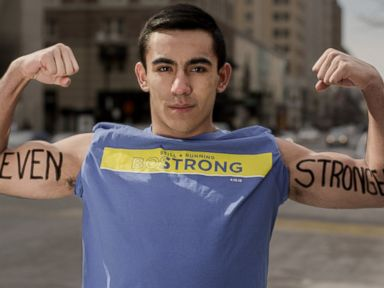 Photos: Powerful Portraits Show Off 'Boston Strong'