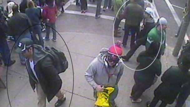 PHOTO: Surveillance footage from Whiskey's Smokehouse in Boston first showed 2013 Boston Marathon bombers together.