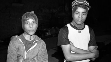 PHOTO: Stephen Shames Bronx Boys is a collection of photographs made over a span of 20 years, documenting the lives of a group of boys growing up in one of the toughest and poorest neighborhoods in the United States.