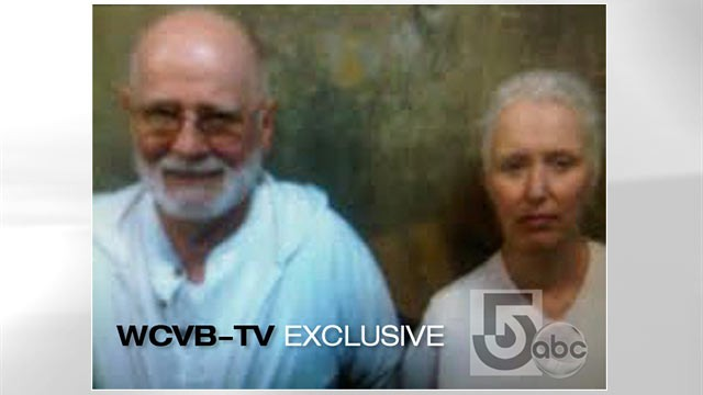 "PHOTO: James ""Whitey"" Bulger, left, and his girlfriend, Catherine Greig."