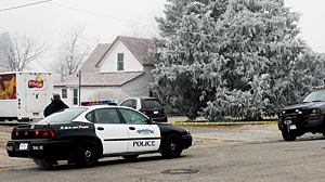 PHOTO: The bodies of Charles Long, 50, and Marilyn Long, 51, were found at 783 Lowell Avenue in the town of about 4,000 near the Kansas border.