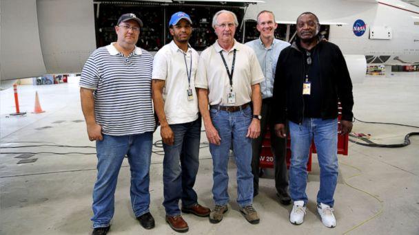 ht canales 5 dan goodrick kb 140527 16x9 608 Army Vet Turned NASA Engineer Helps Keep Planes in the Sky