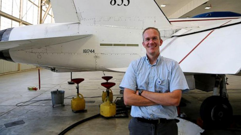 VIDEO: Army Vet Turned NASA Engineer Helps Keep Planes in the Sky