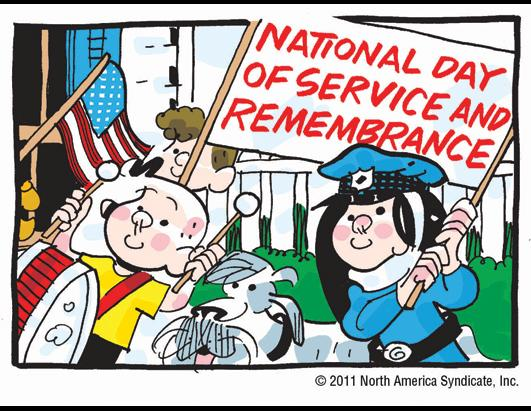 Cartoonists Remember 9/11