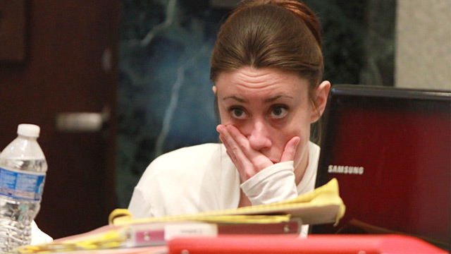 PHOTO: Casey Anthony