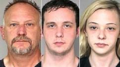 Catt Family Robbers