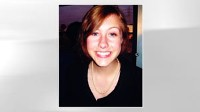 "Chelsea King, 17, of Poway, CA, disappeared after parking her BMW sedan outside Rancho Bernardo Community Center on Thursday afternoon. She is seen here in a photo from a group on Facebook called ""Please Help Find Chelsea King."""