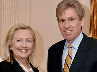Clinton: 'No Info' Amb. Stevens Was on 'Hit List'