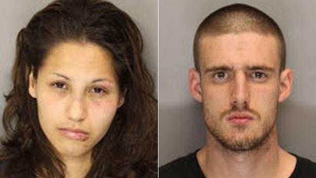 PHOTO: Couple Locked Toddler Into Bedroom by Nailing Door Shut