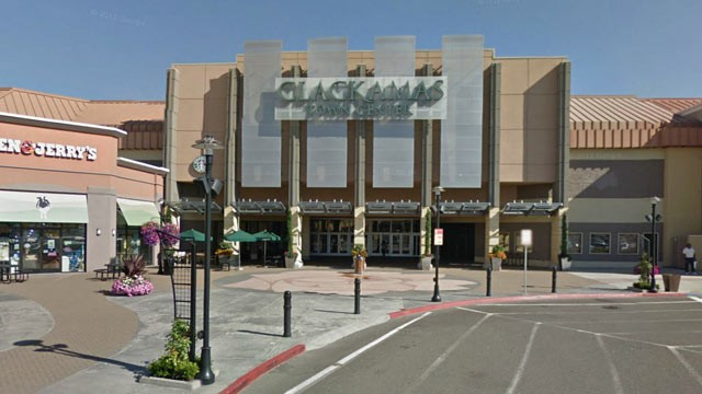 PHOTO: A Google Maps street view of Clackamas Town Center Mall in Portland, Ore., where a shooting occurred &#111;n Dec. 11, 2012.