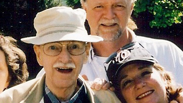 PHOTO:Clarence Wells family photo
