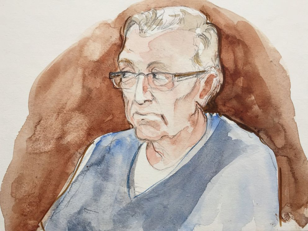 PHOTO: Cliven Bundy, 69, appeared in an Oregon court Feb 11, 2016 on several charges connected to an armed standoff he led in Nevada in 2014 over cattle grazing rights.