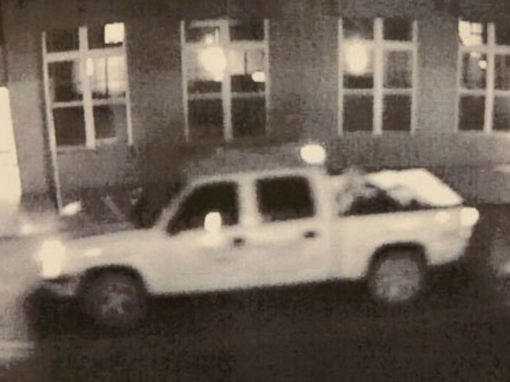 PHOTO: Police are investigating any potential link between this truck and Lauren Spierers disappearance.