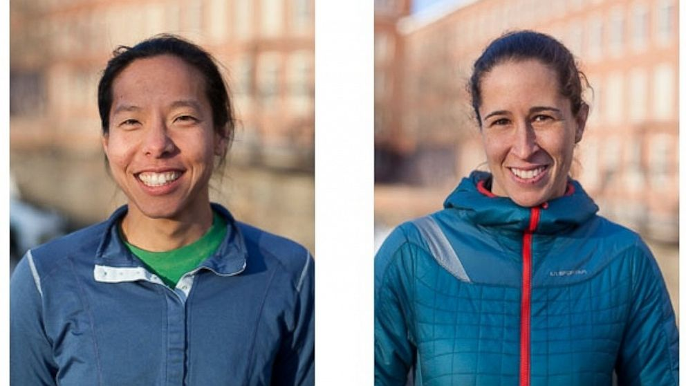 PHOTO: Connie Yang and Suzanne Turell are two climbers texted Connies sister on Sept. 12, 2013 saying that they are stranded in Colorado.