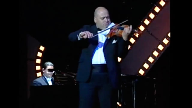 PHOTO: Sandor Feher, a Hungarian violinist, was the first victim from the Costa Concordia to be identified.