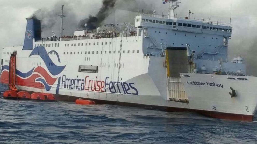 More Than 500 Passengers Evacuated After Fire In Ships