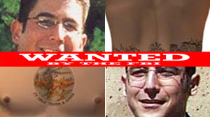 PHOTO Daniel Andreas San Diego is wanted for his alleged involvement in the bombings of two corporate offices in California.
