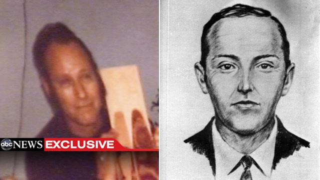 PHOTO:&nbsp;D.B. Cooper, an unidentified man who hijacked a Boeing 727 aircraft between Portland, Oregon and Seattle, Washington, Nov. 24, 1971.