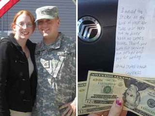 Anonymous Gift Overwhelms Woman With 'Half a Heart'