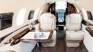 PHOTO: Delta will soon allow high-value customers to upgrade from a commercial flight to a private jet.