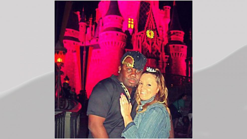 PHOTO: Clyde Forteau and Amanda Zieminski were arrested after allegedly funding a Disney World engagement trip and other lavish vacations using stolen funds.