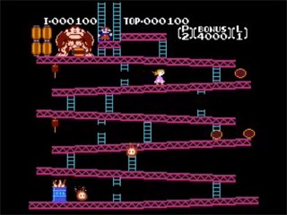 Dad Hacks 'Donkey Kong' for Daughter