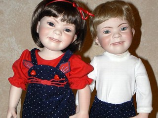 Mom Pushes for Dolls for Kids With Down Syndrome