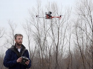 Drones Eyed by Paparazzi, Reporters