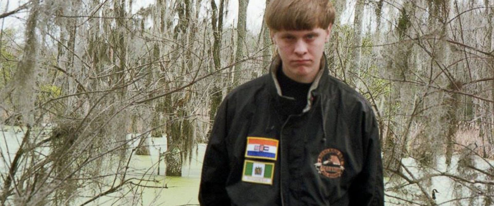 PHOTO: An undated photo that is believed to be of Dylann Roof.