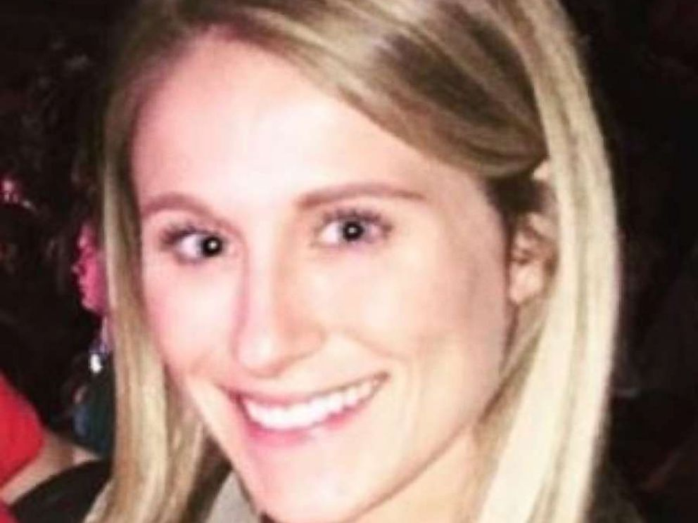 PHOTO: Elizabeth Richardson, 27, was shot in the face while walking near Lacheys sports bar in Cincinatti, Ohio, on Nov. 22, 2017.
