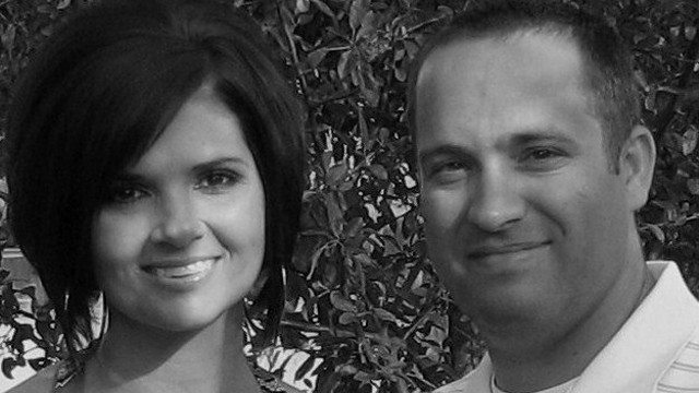 PHOTO: Emily Herx, pictured here with her husband Brian, was fired from an Indiana Catholic school for receiving in-vitro fertility treatments. The Church believes IVF is immoral because in some cases embryos are destroyed.
