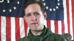 PHOTO: Cop shooting suspect Eric Frein stars in a new war documentary.