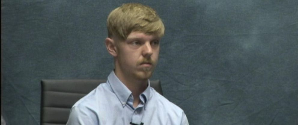 Ethan Couch is seen here during a deposition after the 2013 fatal car crash.