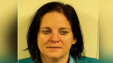 PHOTO: Image shows a mugshot of Nicole Faccenda.